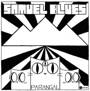 Samuel Blues CD Parangal Natalija Šepul Erič Miha Erič Samo Pivač Založba Orbita Zavod Orbita